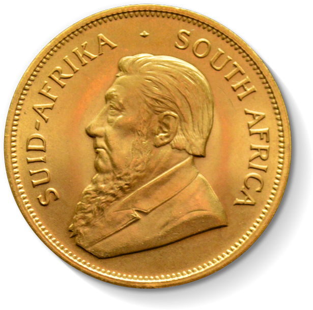 1 Oz Gold South African Krugerrand