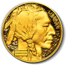1 Oz. Proof American Gold Buffalo w/ Box & COA (Random Year)