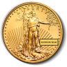 1/10 Oz. American Gold Eagle (Random Year)